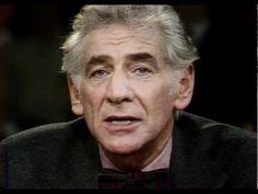 El legendario compositor Leonard Bernstein sobre el futuro de la música, de Harvard 1973 | Cosechas cerebrales