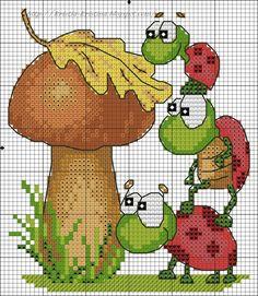 Мой виртуальный домик: У гриба