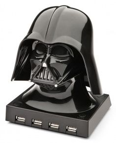Darth Vader USB Hub: Are you geek? « The Lilypad Blog