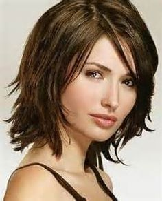 Medium Hair Styles For Women Over 40 - Bing Images - Well, I'm not over 40, but this haircut...I think it's gonna happen. Somehow.
