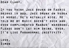 Paranormal Jacetivity. I legit just died laughing.