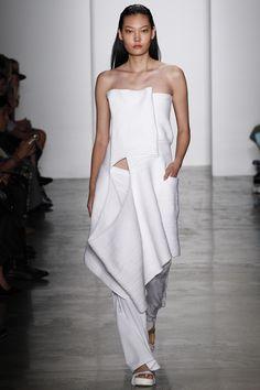 Parsons MFA Spring 2016 Ready-to-Wear Fashion Show