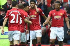 Manchester United menang 2-0 atas Chelsea