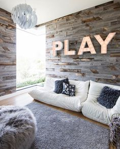 Via Instagram: @stikwooddesign Teen Game Rooms, Teen Lounge Rooms, Teen  Playroom,