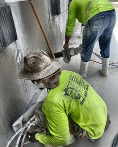 The Crew  #concretecutting #constructionlife #miami #florida #constructionsite #construction #concretecutter #generalcontractor #dadecounty