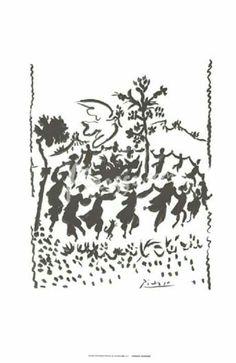 Pablo Picasso 25/10/1881 - 08/04/1973