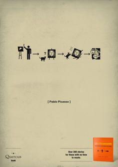 Agência cria minimalismo em vídeo para divulgar livro | Café com Galo