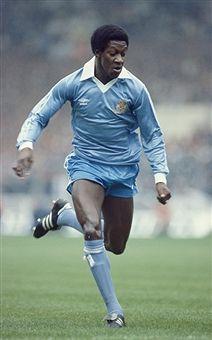 David Bennett Manchester City 1981