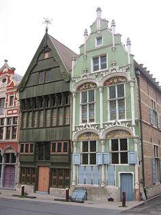 Den Duivel en t'Paradijs, Mechelen