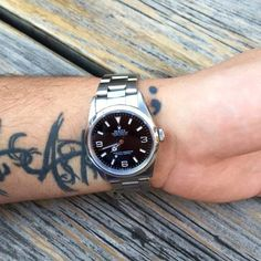 Semicolon Wrist Tattoo - Best Wrist Tattoos For Men: Cool Wrist Tattoo Designs and Ideas For Guys #tattoos #tattoosforguys #tattoosformen #tattooideas #tattoodesigns Wrist Tattoos For Guys, Cool Tattoos For Guys, Small Wrist Tattoos, Semicolon Wrist Tattoo, Temporary Tattoo Designs, Religious Symbols, Tattoo Shop, Cool Designs, Cool Stuff
