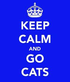 OOOOO C-A-T-S CATS CATS CATS!