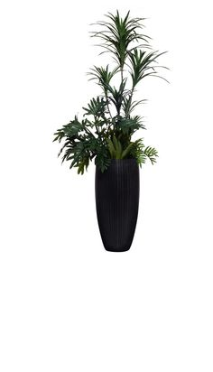 Cactus Artificial Echeveria Succulent Pick 6.25 Inches Tall Orange