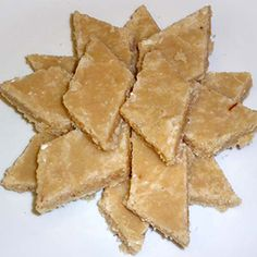 Kaju Ki Barfi, Dessert Recipe, Barfi Recipe