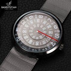 Quartz Watches – Quarter Past Nine