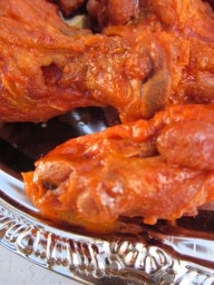 This: Spicy Fingerlickin' Hot Wings ~ Oh Wow. #Superbowl #Football #NFL #Snacks #recipes