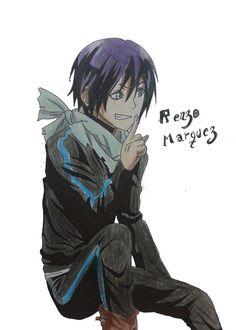 Draw Yato (Noragami)