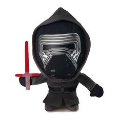 Star Wars VII Kylo Ren Super Deformed Plush - Comic Images - Star Wars - Plush at Entertainment Earth