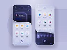 App Ui Design, Mobile App Design, Interface Design, App Design Inspiration, Application Telephone, Application Ui Design, Health Application, Android App Design, Layout