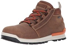 ECCO Mens Oregon Retro Midcut GoreTex Hiking Boot CashmereCashmere 45 EU  11115 US -- Details can be found by clicking on the image. (This is an affiliate link) #HikingFootwear
