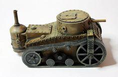 steampunk steamtanks - Google Search