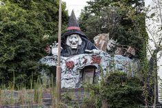 Shane Thoms Abandoned Japan   Nara Dreamland
