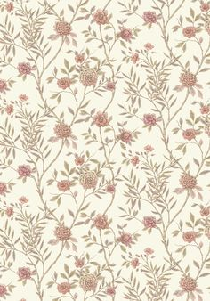 vintage floral wallpaper - Google Search