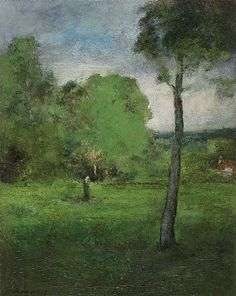 George Inness, Landscape