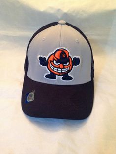 5e6f84161cc04 NCAA Syracuse Orange Real Life Yo One Fit Aggressive Otto Hat  www.mancavesonline.com