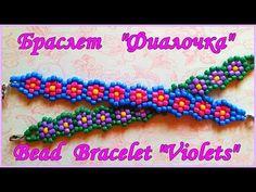 Part 1 of Beadwork. Seed Bead Patterns, Jewelry Patterns, Beading Patterns, Seed Bead Jewelry, Bead Jewellery, Beaded Jewelry, Bead Crafts, Jewelry Crafts, Diy Beaded Bracelets