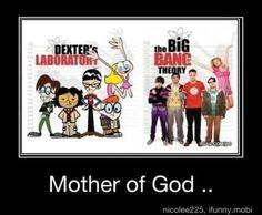 Dexters Laboratory vs. Big Bang Theory