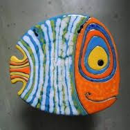 Risultati immagini per imagenes de peces de ceramica