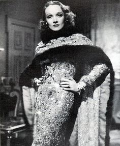 Angel: Marlene Dietrich as Maria 'Angel' Barker | Girls Do Film