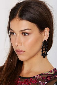 Matte About You Earrings | Shop Accessories at Nasty Gal!