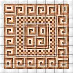 Resultado de imagen de imagenes geometricas de punto de cruz