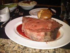 Prime Rib - Jack Binion's Steak House, Indiana, USA