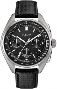 a846100cb27 Bulova Special Edition Moon Chronograph Watch Special Commemorative Set  with 2 Watchbands   Band Changing Tool Watch from TopFlight Watches