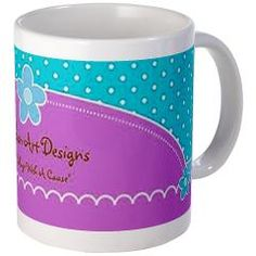 Vision Art Designs Mug - other colors too!