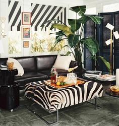 A favorite from Domino » Seeing Stripes Lovely Home Life