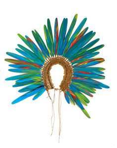 Feather 3 FEATHERS BY ISABELLE DE BORCHGRAVE