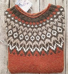 Scandinavian Knitting – Amazing Homes Knitting Designs, Knitting Patterns Free, Knitting Projects, Free Pattern, Sewing Patterns, Icelandic Sweaters, Wool Sweaters, Fair Isle Knitting, Hand Knitting