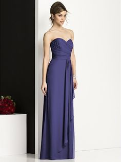 Shop After Six Bridesmaid Dress - 6679 in Lux Chiffon at Weddington Way. Find the perfect made-to-order bridesmaid dresses for your bridal party in your favorite color, style and fabric at Weddington Way. Red Bridemaids Dresses, Summer Bridesmaid Dresses, Mob Dresses, Prom Party Dresses, Size 14 Dresses, Fashion Dresses, Girls Dresses, Formal Dresses, Wedding Dresses