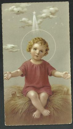 Estampa antigua del Niño Jesus andachtsbild santino holy card santini FOR SALE • EUR 3,00 • See Photos! Money Back Guarantee. Estampa antigua del Niño Jesus. 371608181645