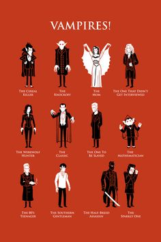 Guide to Vampires