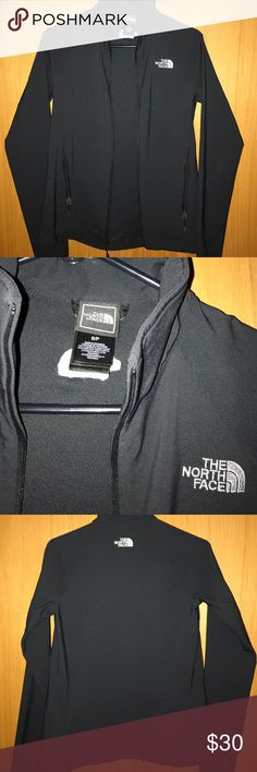 North Face full zip light jacket - small Great condition! Very light jacket for running or casual wear. The North Face Jackets & Coats