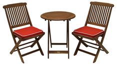 Attraktiv AuBergewohnlich Langley 3 Pc Bistro Set, Red One Kings Lane #Bistro#Pc#