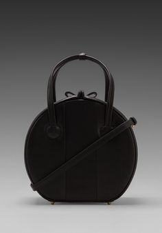 MARC BY MARC JACOBS RUNWAY Show Box Darci Bag in Black -