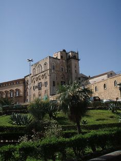 Palazzo de Normanni - Palermo, Sicily | Flickr - Photo Sharing!