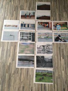 Serie fotográfica, nada barrio Bogotá, Carolina Oltra