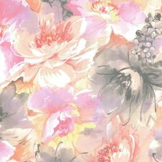 CJ5787 bokashi bouquet confection mist florals flowers spring fling pastels confection