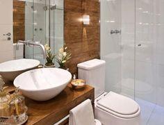 Jakie drewno w łazience wybrać?